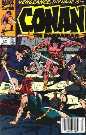 CONAN THE BARBARIAN (1970) #231