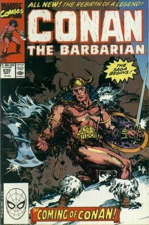 CONAN THE BARBARIAN (1970) #232