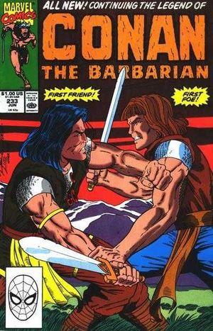 CONAN THE BARBARIAN (1970) #233