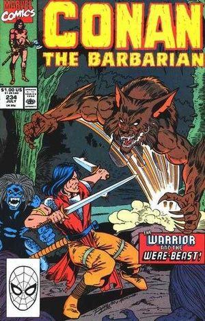 CONAN THE BARBARIAN (1970) #234