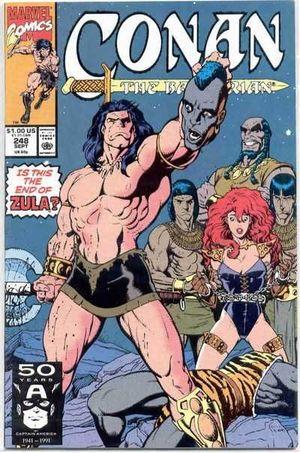 CONAN THE BARBARIAN (1970) #248