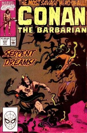 CONAN THE BARBARIAN (1970) #237