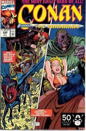 CONAN THE BARBARIAN (1970) #249