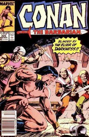 CONAN THE BARBARIAN (1970) #225
