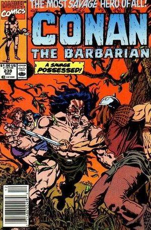 CONAN THE BARBARIAN (1970) #239