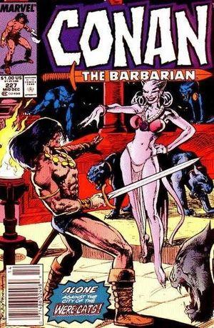 CONAN THE BARBARIAN (1970) #227