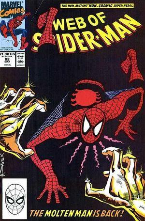 WEB OF SPIDER-MAN (1985 1ST SERIES) #62