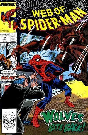 WEB OF SPIDER-MAN (1985 1ST SERIES)
