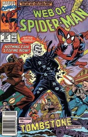 WEB OF SPIDER-MAN (1985 1ST SERIES) #68