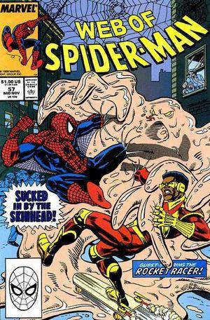 WEB OF SPIDER-MAN (1985 1ST SERIES) #57