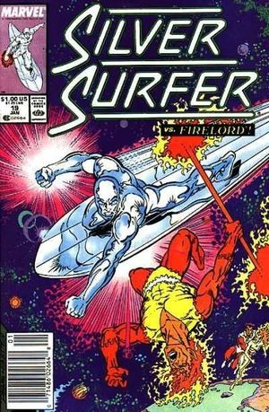 SILVER SURFER (1987 2ND SERIES) #19