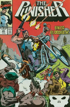 PUNISHER (1987 2ND SERIES) #31
