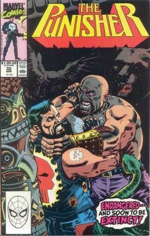PUNISHER (1987 2ND SERIES) #32