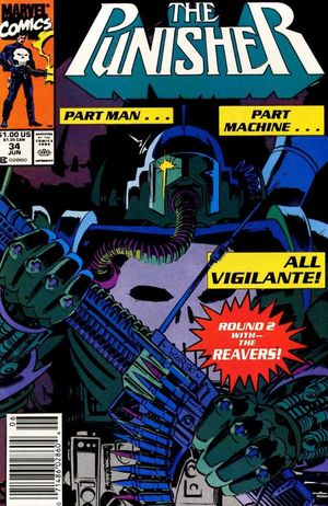 PUNISHER (1987 2ND SERIES) #34