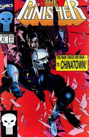 PUNISHER (1987 2ND SERIES) #51