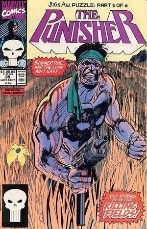 PUNISHER (1987 2ND SERIES) #39