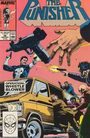 PUNISHER (1987 2ND SERIES) #26