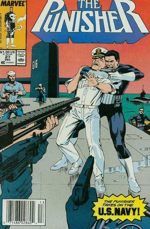 PUNISHER (1987 2ND SERIES) #27