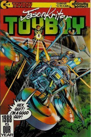 TOYBOY (1986) #7