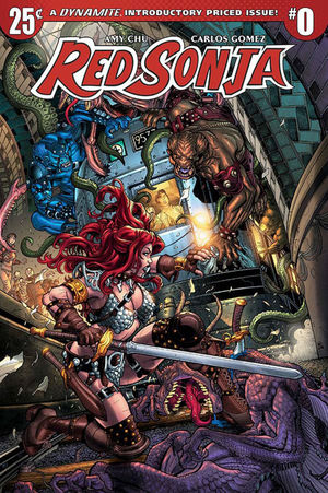 RED SONJA (2016) VOLUME 4 #0A