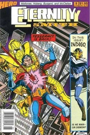 ETERNITY SMITH (1987 HERO) #8