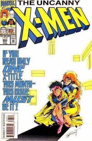 UNCANNY X-MEN (1963 1ST SERIES) #303
