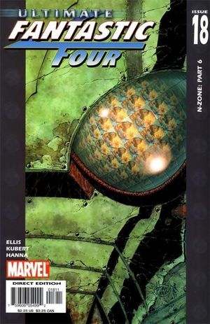 ULTIMATE FANTASTIC FOUR (2004) #18