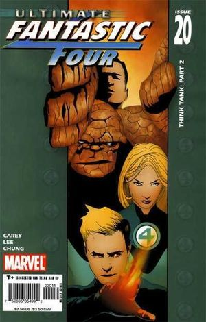 ULTIMATE FANTASTIC FOUR (2004) #20