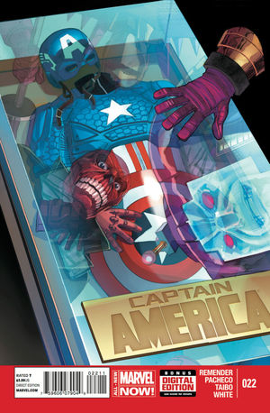CAPTAIN AMERICA (2013 7TH SERIES) #22A