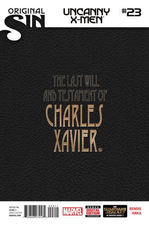 UNCANNY X-MEN (2013 3RD SERIES) #23A
