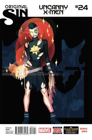 UNCANNY X-MEN (2013 3RD SERIES) #24