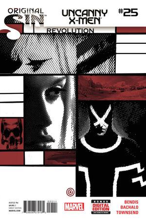 UNCANNY X-MEN (2013 3RD SERIES) #25A