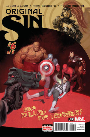 ORIGINAL SIN (2014 MARVEL) #6A