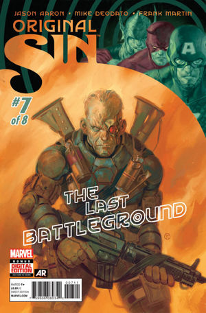 ORIGINAL SIN (2014 MARVEL) #7A