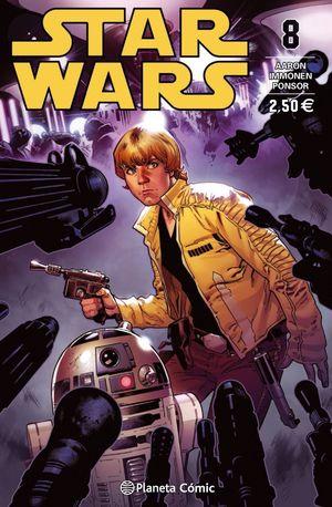 STAR WARS (2015 MARVEL) #8A