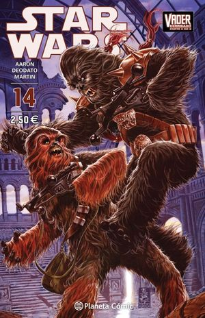STAR WARS (2015 MARVEL) #14A