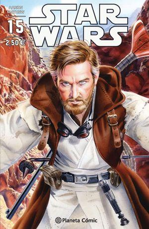 STAR WARS (2015 MARVEL) #15A