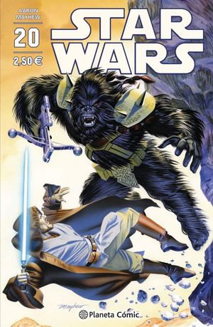 STAR WARS (2015 MARVEL) #20A