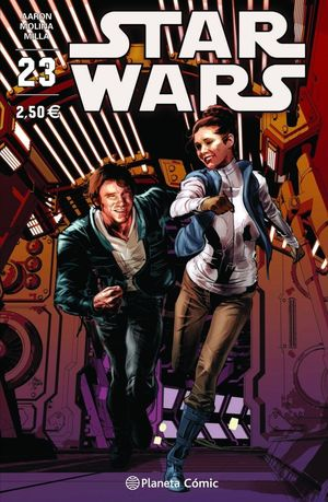 STAR WARS (2015 MARVEL) #23A
