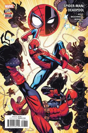 SPIDER-MAN DEADPOOL (2016) #8A