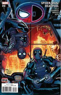 SPIDER-MAN DEADPOOL (2016) #10