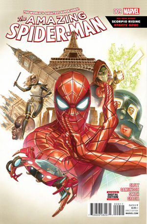 AMAZING SPIDER-MAN (2015 4TH SERIES) #9A