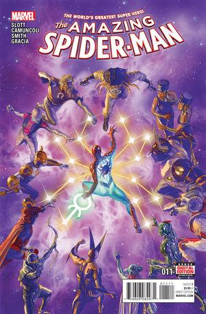 AMAZING SPIDER-MAN (2015 4TH SERIES) #11
