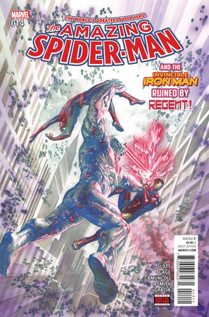 AMAZING SPIDER-MAN (2015 4TH SERIES) #14