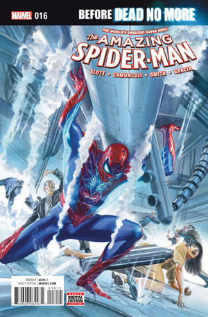 AMAZING SPIDER-MAN (2015 4TH SERIES) #16A