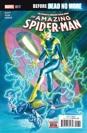 AMAZING SPIDER-MAN (2015 4TH SERIES) #17A