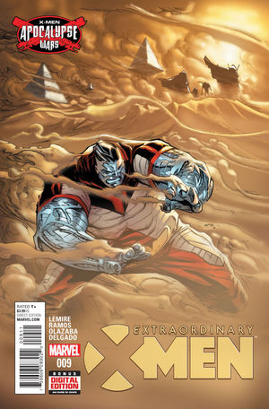 EXTRAORDINARY X-MEN (2015) #9A