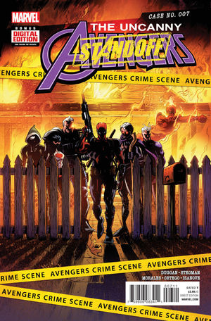 UNCANNY AVENGERS (2015 MARVEL 3RD SERIES) #7A