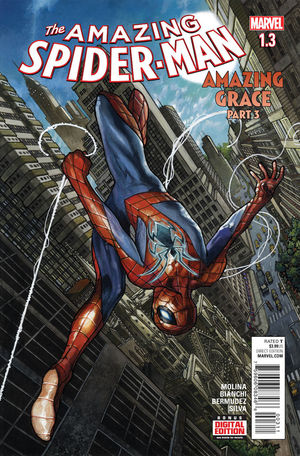 AMAZING SPIDER-MAN (2015 4TH SERIES) #1.3A