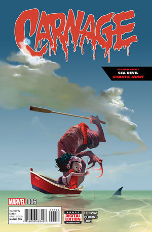 CARNAGE (2015 2ND SERIES) #6A
